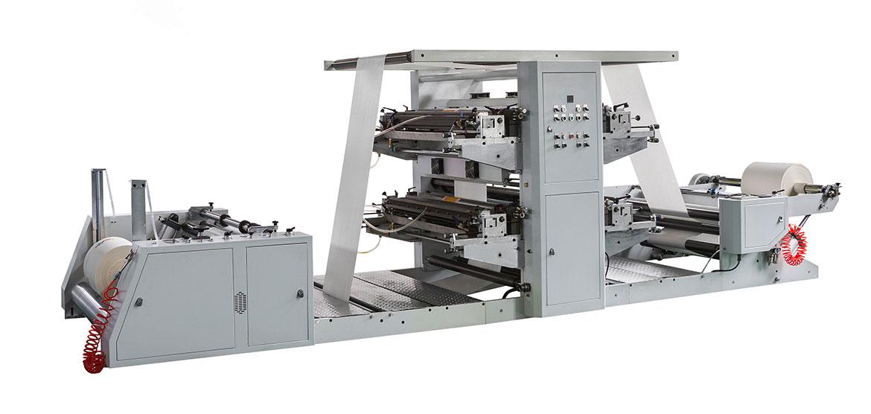 LST 系列柔性凸版印刷单元
